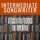 6 Essential Songwriting Books On Rhyming