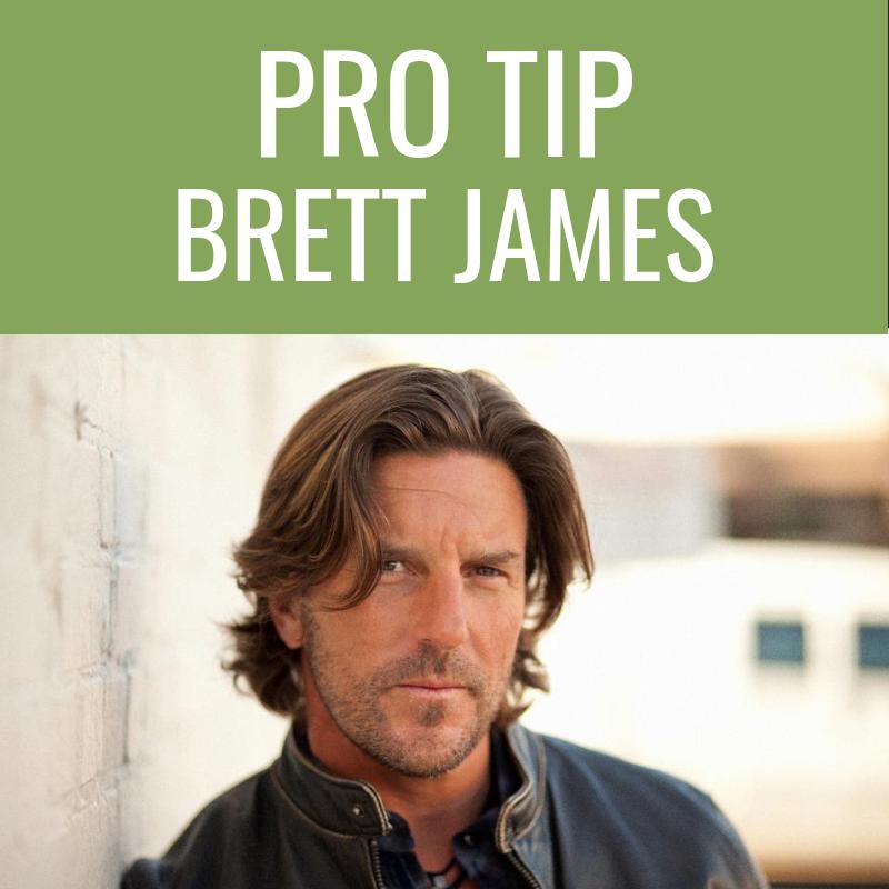 Songwriter Brett James