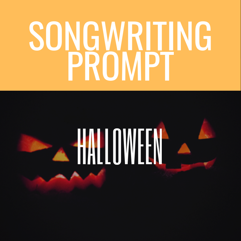 halloween song prompt