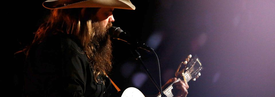 "Chris Stapleton ""Parachute"""