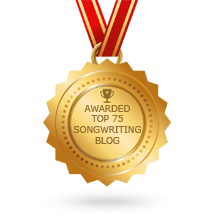 top 75 songwriting blog