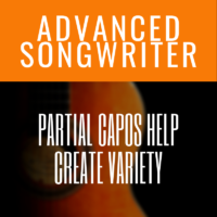 Partial Capos Help Create Variety