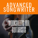 Free Songwriting Worksheets for Guitarists