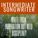 Write From Inspiration But Need Discipline?