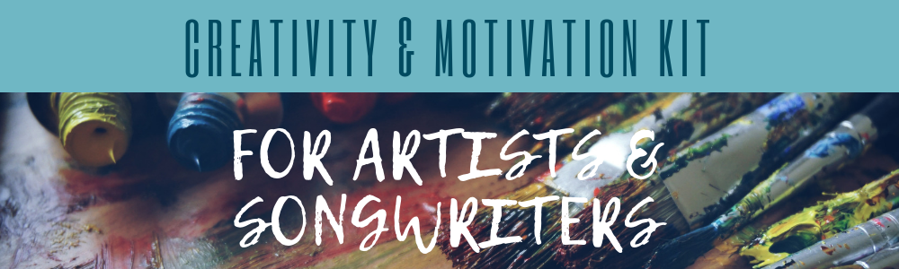 songwriter and artist creativity gift guide