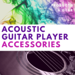 acoustic guitar accessories