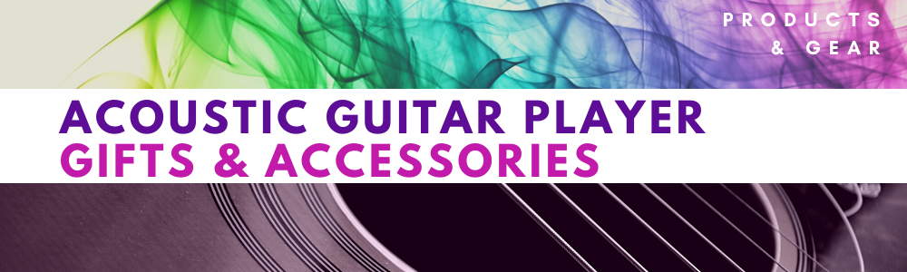 acoustic guitar player accessories