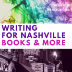 writing for nashville books