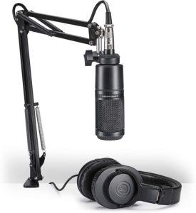 audio technica cordioid condenser mic